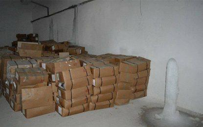 Tataouine : Saisie de produits laitiers impropres à la consommation