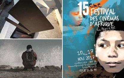 ''The last ofus'' primé au Festival des cinémas d'Afrique