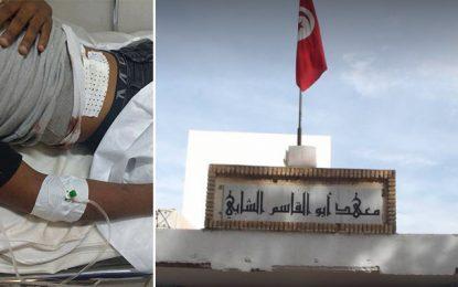 Tozeur : Mise en dépôt de l'élève qui a poignardé ses camarades