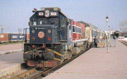 Tunisie-SNCFT : Reprise du trafic ferroviaire de la ligne 13