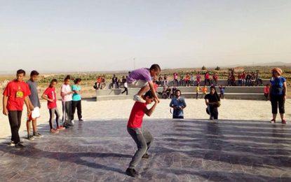 Grâce à la Fondation Rambourg, Semmama fait son cirque