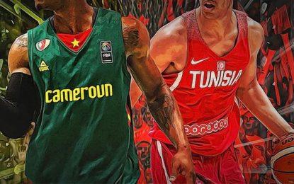 La Tunisie fait un grand pas pour la Coupe du monde de basketball