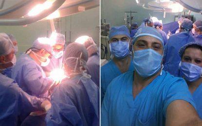 Tunisie : Succès de la 1ère greffe hépatique, le bébé se porte bien