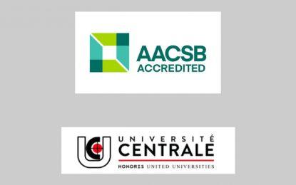 Business School : L'Université Centrale rejoint le réseau AACSB