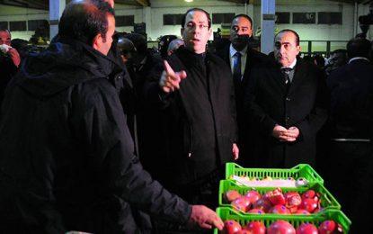 Youssef Chahed personnalité politique la plus populaire en Tunisie