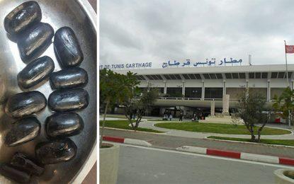 Tunis-Carthage : Arrestation d'une «mule» venue de Turquie