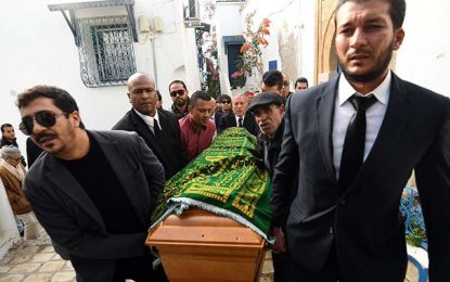 Funérailles de Azzedine Alaïa à Sidi Bou Said