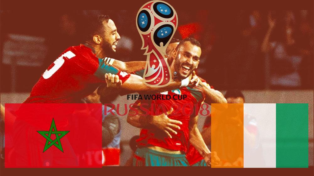 Maroc c te d 39 ivoire liminatoires coupe du monde en streaming kapitalis - Regarder coupe d afrique en direct ...