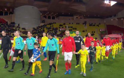 Monaco-Nantes : Ligue1 en streaming