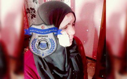 Gafsa : Une policière agressée par 4 inconnus