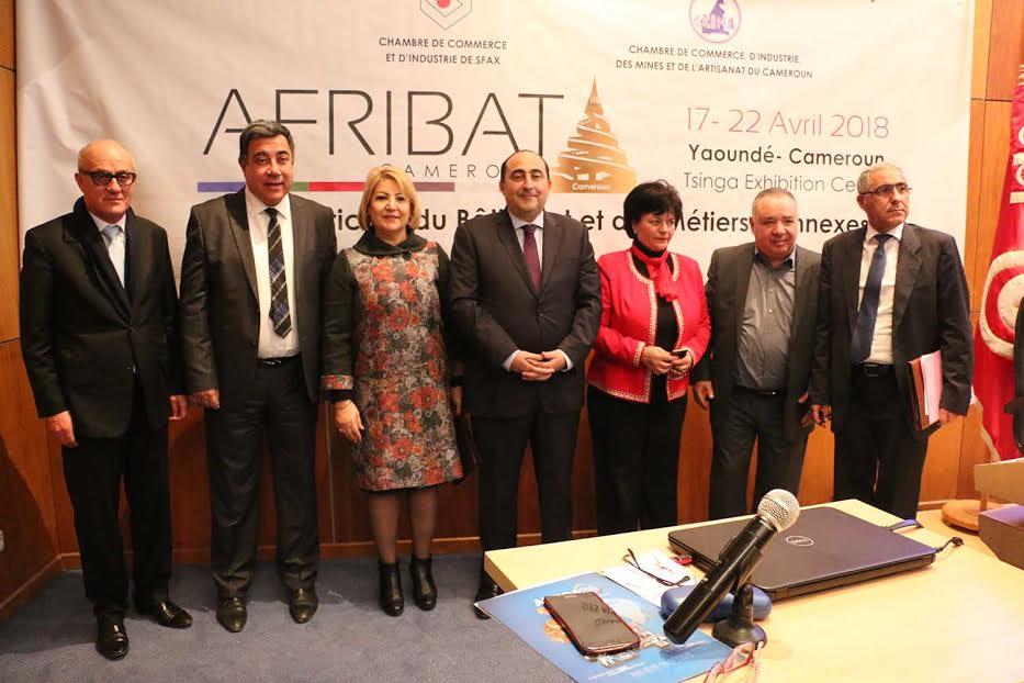 Forte participation tunisienne au salon afribat cameroun 2018 - Salons internationaux ...