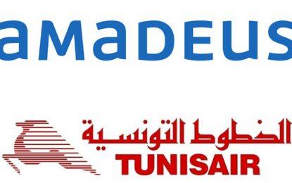 Tunisair reconduit son partenariat avec Amadeus pour 10 ans