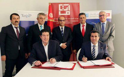 Vers l'installation d'un réseau de gros très haut débit en Tunisie