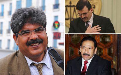 Affaire Brahmi : Plaintes contre Larayedh et Ben Jeddou