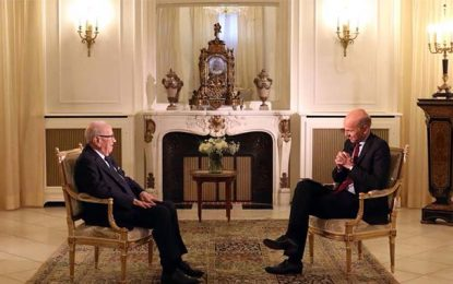 Caid Essebsi : Nous n'avons pas demandé l'extradition de Ben Ali