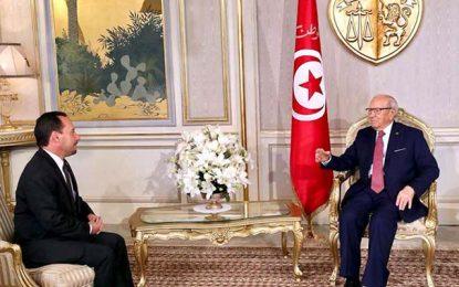 Al-Qods : La gêne du président Caïd Essebsi