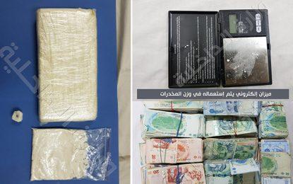 Bizerte : Saisie de drogue d'une valeur de 640.000 DT