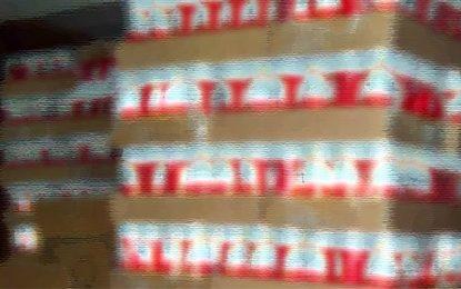 Manouba : Saisie de 2136 canettes de bière
