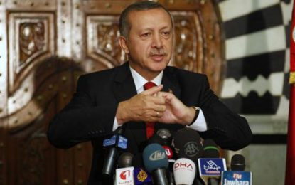 Al-Massar boycotte le déjeuner en l'honneur du président Erdogan