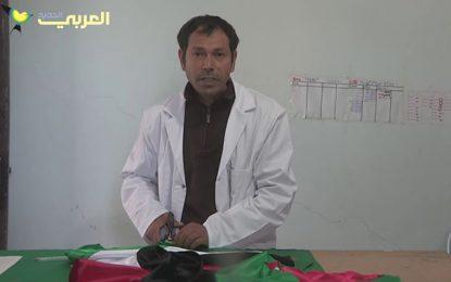 Al-Qods : Le couturier de Bir Lahmar et le drapeau palestinien