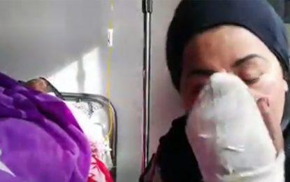Gafsa : La petite Maram succombe à ses brûlures