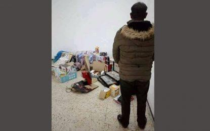Gafsa : Il prend en photo une mineure et lui fait du chantage