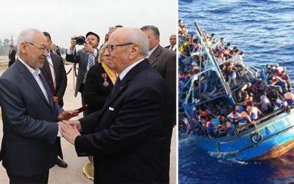 Tunisie : Exode économique des jeunes, ressentiment politique des vieux !
