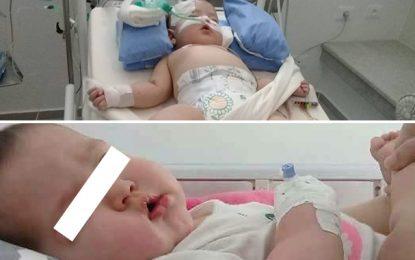 H1N1 : Un bébé pris en charge après une campagne sur le net