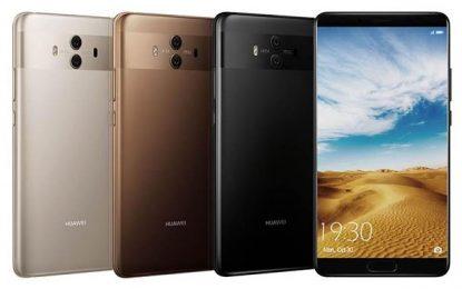 Huawei Mate 10 rend la photographie artistique intelligente