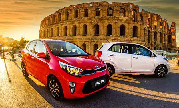City Cars:  Revenus en hausse de 83,3% grâce au succès de Kia