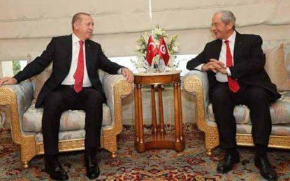 Erdogan suscite l'indignation de plusieurs députés tunisiens
