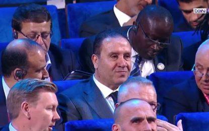 Nabil Maaloul : «Sans complexe contre l'Angleterre et la Belgique»