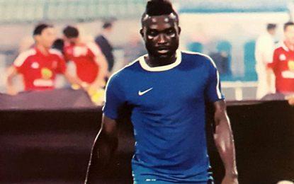 Football: L'Etoile du Sahel s'intéresse au Ghanéen Nana Poku
