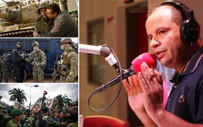 Que reproche l'armée à Naoufel Ouertani ?