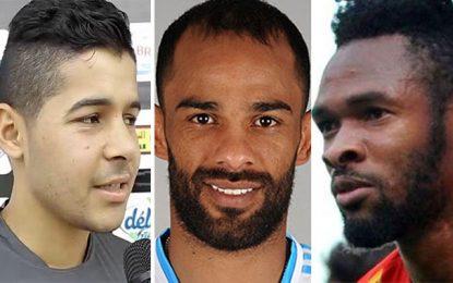 Football-Equipe de Tunisie : Ounalli, Khalifa et Coulibaly convoqués
