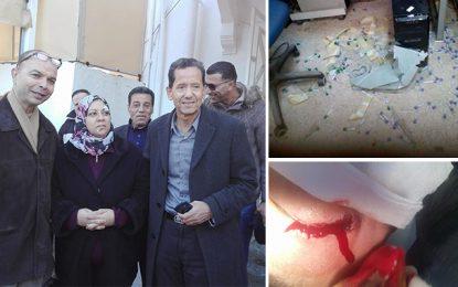 Tunis : Agression d'une infirmière à l'hôpital la Rabta