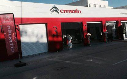 Sousse : Ouverture d'un nouveau réparateur agréé Citroën à Akouda