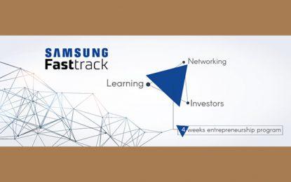 SamsungFastTrack au service de l'entrepreneuriat des jeunes