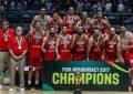 Rétro 2017-Sports collectifs : La Tunisie reine d'Afrique en volley et basket