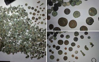 Réseau de trafic de pièces archéologiques démantelé à Sousse