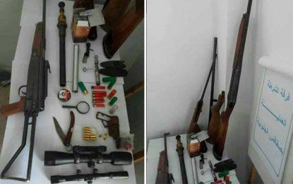 Trafic d'armes : Arrestation d'un suspect à Sfax