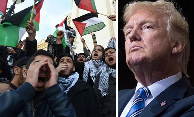 La Ligue arabe se dresse contre Trump — Jérusalem capitale d'Israël