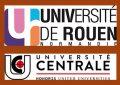 Partenariat entre Université Centrale de Tunis et Université de Rouen