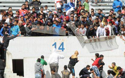 Violences sportives et dérives politiques