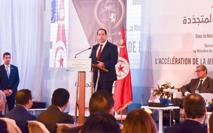Horizon 2020 : Youssef Chahed annonce un grand projet d'énergie