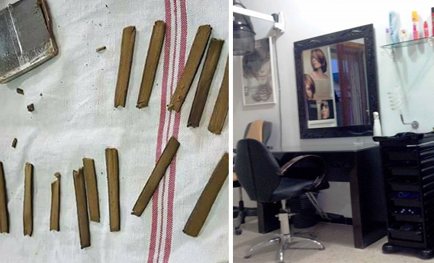 Trafic de drogue une femme arr t e dans un salon de for Salon coiffure tunis