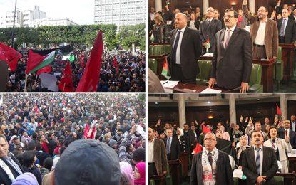 Al-Qods : Le Front ne manifestera pas avec «les hypocrites d'Ennahdha»