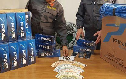 Italie : Un Tunisien arrêté pour contrebande de cigarettes