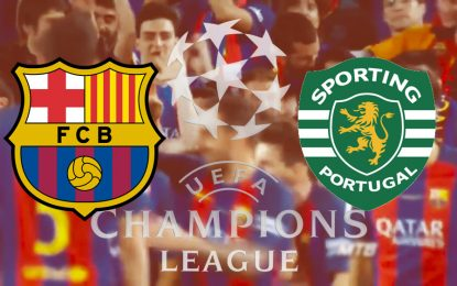 FC Barcelone-Sporting : match retour en streaming