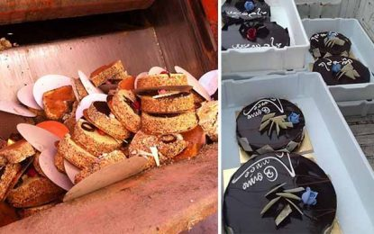 Nouvel an : Saisie de 400 kg de gâteaux périmés à Nabeul et Sousse